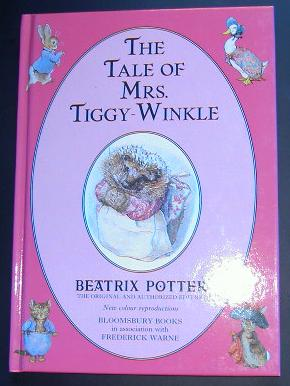 Beatrix Potter. The Tale of Mrs. Tiggy-Winkle.