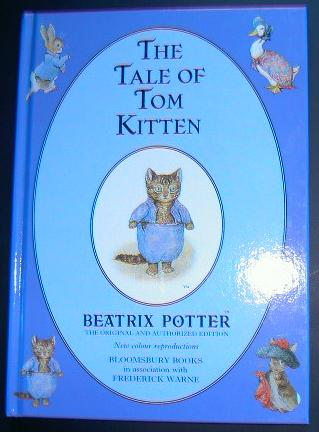 Beatrix Potter. The Tale of Tom Kitten.