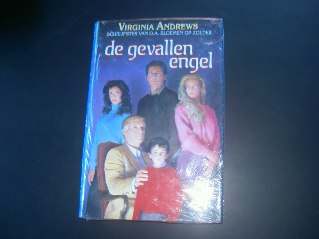 Casteel-serie. de gevallen engel. Virginia Andrews.